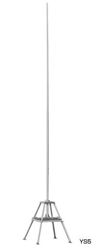 ROOFTOP TOWER AND ANTENNAS MAST SET/DIAMOND ANTENNA CORPORATION